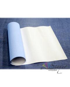 Образец бумаги blueback для печать в Спб быстро дешево